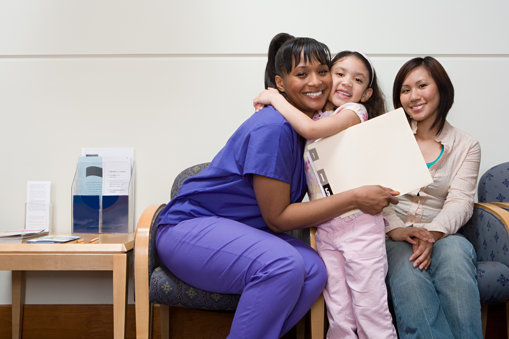 Pediatric RNs change children's lives