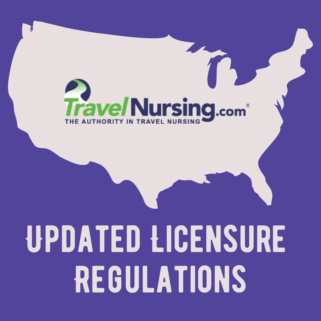 Travel Nursing License